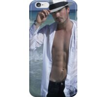 Ian Somerhalder (Hot Summer Body) iPhone Case/Skin