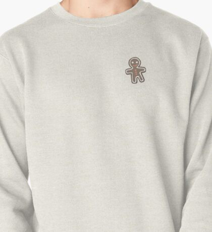 Gingerbread Man Pullover