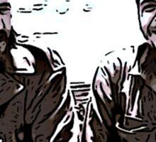 Fidel Castro and Che Guevara Sticker