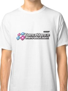 Dance Dance Revolution by Konami Classic T-Shirt