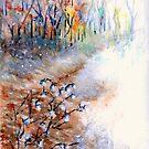 Cotton Fields by Robin Monroe