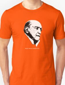 What would Oscar do? Architecture T shirt T-Shirt