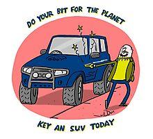 Do Your Bit! Photographic Print