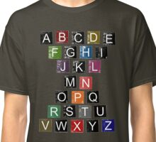 Easy AlphaBet Classic T-Shirt