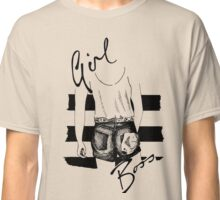 Girl Boss In The USA Classic T-Shirt