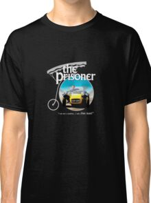 the prisoner  (i'm not a number i am a free man) Classic T-Shirt