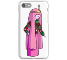 Princess Bubblegum With Christmas Jumper iPhone Case/Skin