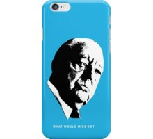 What would Mies do? Architecture T shirt iPhone Case/Skin