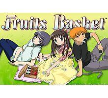 Fruits Basket Photographic Print