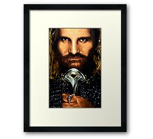 Lord of the Rings: Aragorn Framed Print
