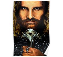Lord of the Rings: Aragorn Poster
