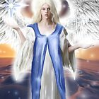 Angel of the Light of Winter by TriciaDanby