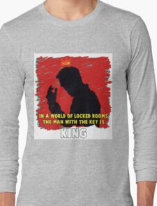 The Key King BBC Sherlock Moriaty Long Sleeve T-Shirt
