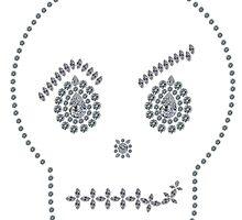 Skull Smirk by eldonshorey