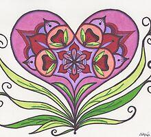 Heart by zehava