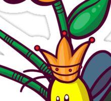 Queen Jelly Bean Sticker