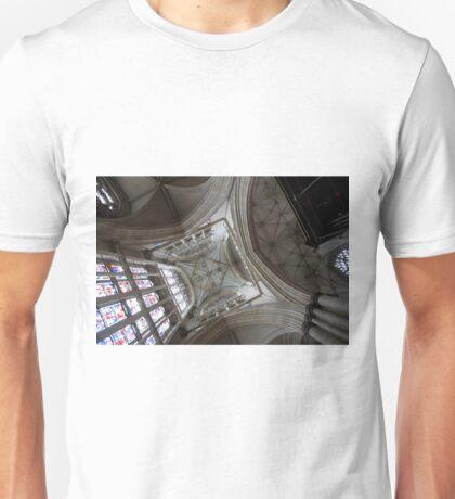 North Transept, York Minster Unisex T-Shirt