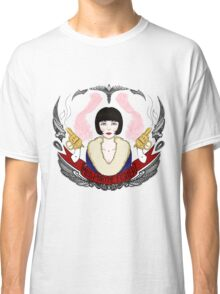 The Honorable Miss Phryne Fisher Classic T-Shirt