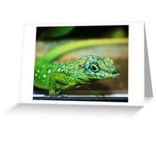 I Just Came To Say Hello! Greeting Card
