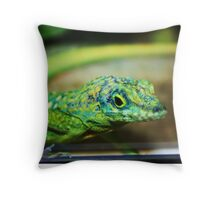 I Just Came To Say Hello! Throw Pillow