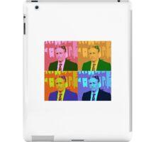 Jon Stewart Pop Art iPad Case/Skin