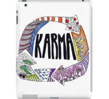 Karma iPad Case/Skin