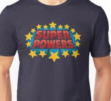Superpowers Star Unisex T-Shirt