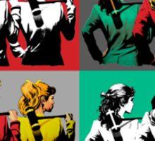 Heathers - The Heathers Sticker