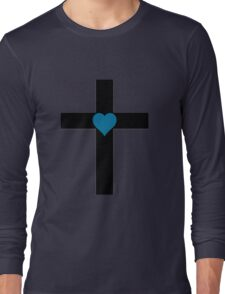 Cross Long Sleeve T-Shirt