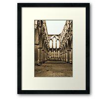 Presbytery Framed Print