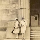 The Sisters ~ Not Buried In Grant's Tomb by artwhiz47