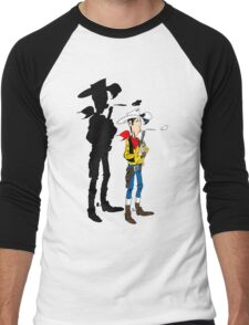 Lucky Luke Shadow Men's Baseball ¾ T-Shirt