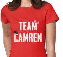 Team Camren Womens Fitted T-Shirt