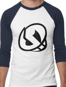 Pokemon - Team Skull Logo Men's Baseball ¾ T-Shirt
