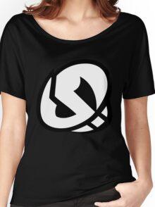 Pokemon - Team Skull Logo Women's Relaxed Fit T-Shirt