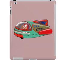 Explorer Space Rocket! iPad Case/Skin
