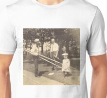 The Natty & The Nautical ~ c. 1909 Unisex T-Shirt
