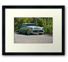 1956 Oldsmobile Rocket 88 Framed Print