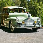 1947 Pontiac Streamliner 'Woody' Station Wagon by DaveKoontz