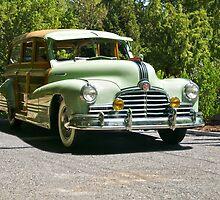 1947 Pontiac Streamliner 'Woody' Station Wagon by DaveKoontz