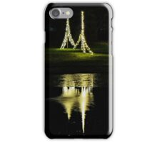 A White Christmas iPhone Case/Skin