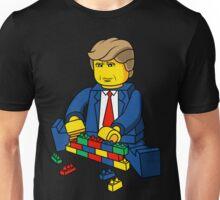 Build A Wall Trump 2016 Unisex T-Shirt