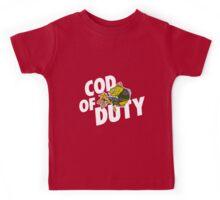 Cod Of Duty Kids Tee