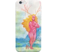 On the Nature of Spirits iPhone Case/Skin