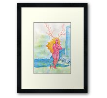 On the Nature of Spirits Framed Print