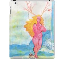 On the Nature of Spirits iPad Case/Skin