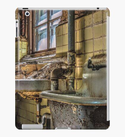 Washed away iPad Case/Skin