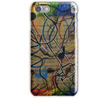 Musical art iPhone Case/Skin