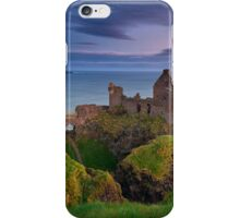 Dunluce Castle  Co Antrim  Northern Ireland iPhone Case/Skin