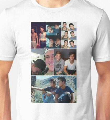 Dolan twins collage 3 Unisex T-Shirt